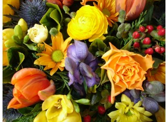 Elli Cawse Floral Designs provide event Flowers...