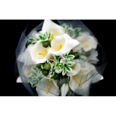 Artificial Calla Lily Bouquet