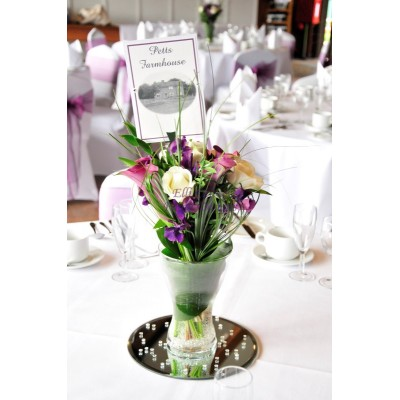 Classic Hand Tied Vase Floral Designs at Kent Life