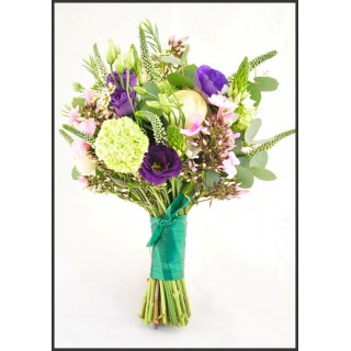 Country Garden Style Hand Tied