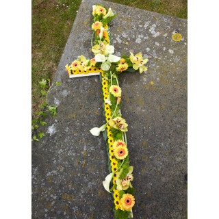 Modern & Bright Cross ECRS02