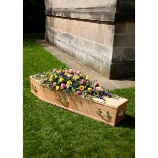 Double Ended Casket / Coffin Spray