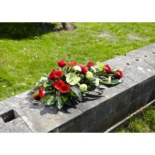 Single Ended Casket / Coffin Spray