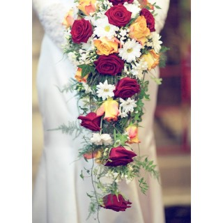 Long Traditional Shower Bouquet