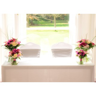 Oakwood House Ceremony Table