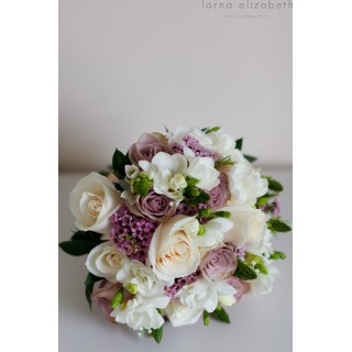 Pure Elegance Hand Tied