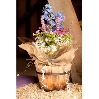 Rustic Designs for Barn style Venues