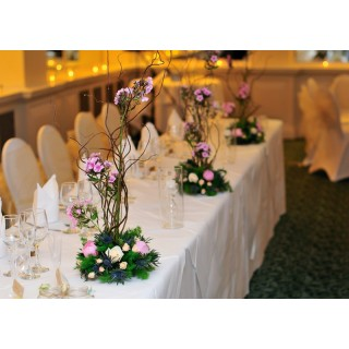 Top Table Pod arrangements