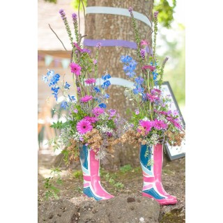 Wellie Boot Floral Designs